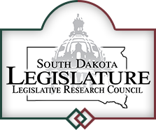 SD Legislature Logo